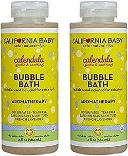 bubble bath safe for eczema