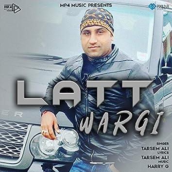 Latt Wargi