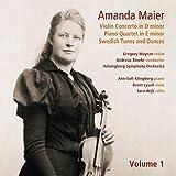 Amanda Maier, Vol. 1