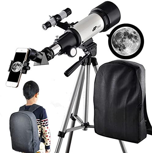 Telescopes for Adults 70mm Aperture 400mm AZ...