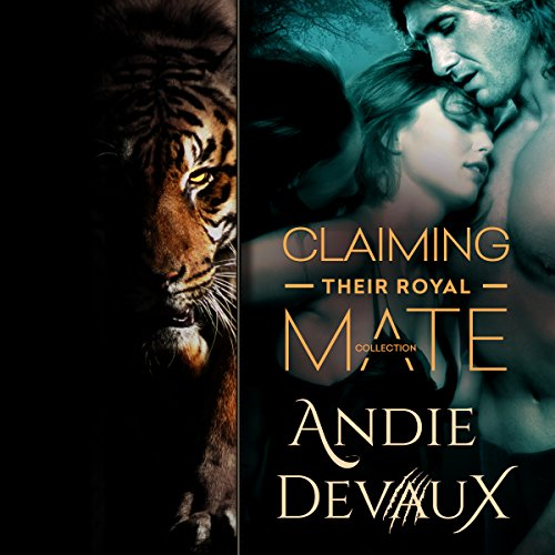 Claiming Their Royal Mate: The Collection audiobook cover art