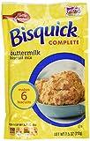 Betty Crocker Bisquick Complete Buttermilk Biscuit Mix 7.5oz Pack of 4