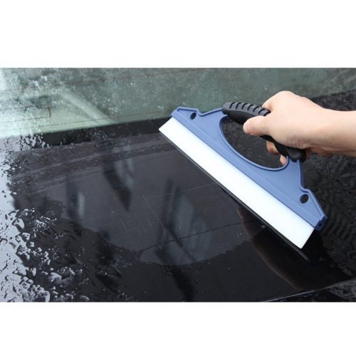Docooler Silicone Water Wiper Scraper Blade Squeegee Car Vehicle Windshield Window Washing Cleaning