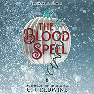 The Blood Spell     Ravenspire Series              Written by:                                                                                                                                 C. J. Redwine                               Narrated by:                                                                                                                                 Khristine Hvam                      Length: 12 hrs and 57 mins     Not rated yet     Overall 0.0