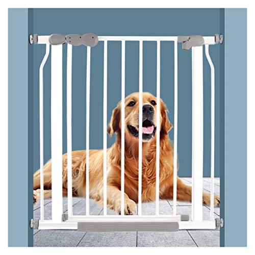 NOBAND Alto Quanlity Mascotas compuerta de Seguridad de Aislamiento Perro Puerta Valla Valla de Accesorios Extensión Free Group Pieza Pieza de prolongación XQ-11.24 (延长 Extension : 7cm(3inch))