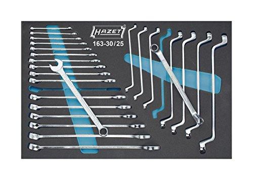 HAZET 163-30/25 ASSORTIMENT D'OUTILS, Voir Illustration