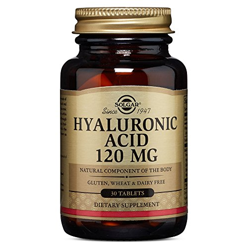 Solgar Complexe d'acide hyaluronique 50 mg - 30 gélules