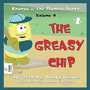Chompy & the Munchy Bunch 4巻 表紙画像