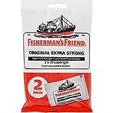 Fisherman's Friend Original Extra Strong Cough Suppressant Lozenges,...