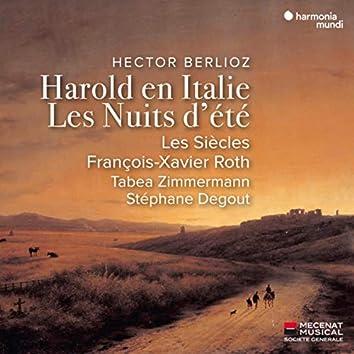 Berlioz: Harold en Italie, Les Nuits d'été
