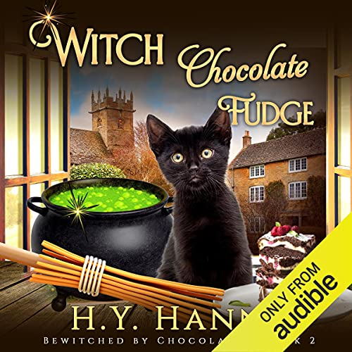 Witch Chocolate Fudge cover art