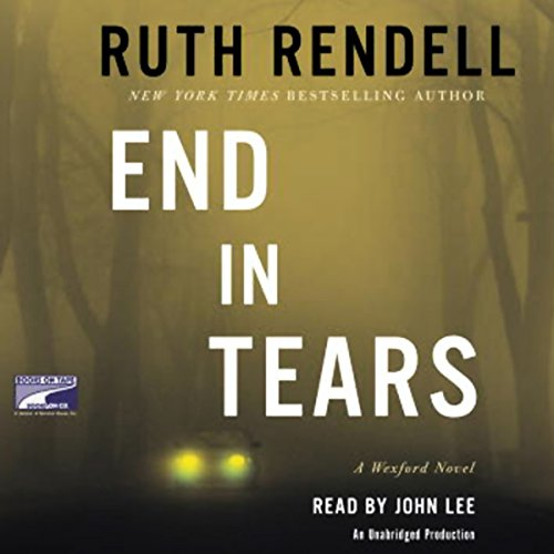 End in Tears audiobook cover art