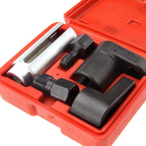 5PCS 22mm Einsätze für Lambdasonde Gewinde Reparatur Werkzeug M12 M18 Reparatur Einsatz KIT