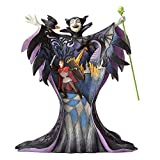 Disney Traditions 4055439 Enesco 4055439-Disney Tradition Malefica, Resina, Multicolore, 19 x 10,2 x 18 cm