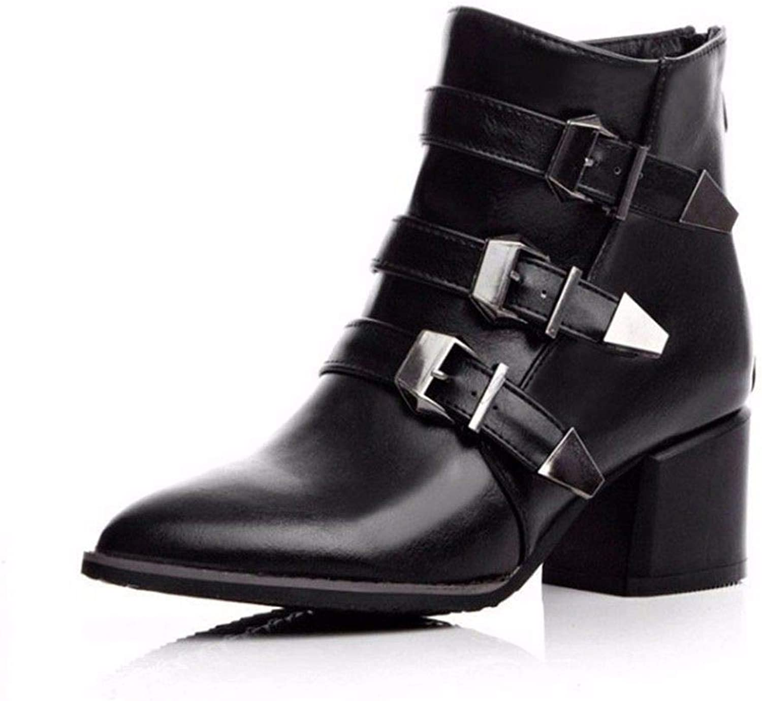 Our Winter Tide Ankle Boots Buckle Boots Boots Size.