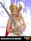 She-Ra with Kylie Minogue