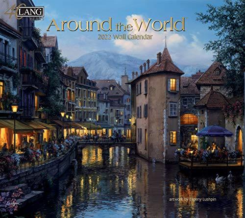 Lang Around The World 2022 Wall Calendar (22991001892)