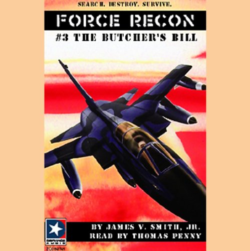The Butcher's Bill cover art