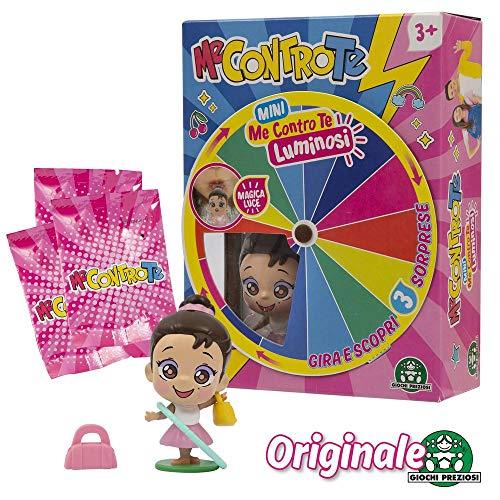 Me Contro Te- Giochi Preziosi Sofì Ballerina, Mini Personaggio Luminoso, Multicolore, MEC38100
