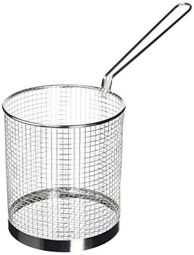 Cesta para los espaguetis Vogue de 15cm y acero inoxidable, para cocina en caldera comercial