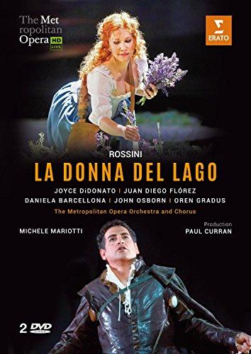 La Donna Del Lago (Opera Completa)(Dvd)