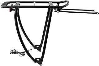 Racktime Bike Rack RR Shine Evo Std 28 Black Battery (E-Bike Only Dc) - 102100-001