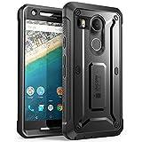 Nexus 5X Case, SUPCASE [Heavy Duty] Belt Clip Holster Case