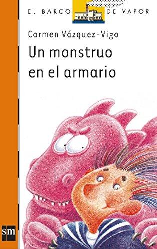 Un monstruo en el armario: 68 (El Barco de Vapor Naranja)