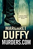 Murders.com (Gillard and Langley Mystery, Band 20) - Margaret Duffy