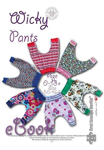 Wicky sewing instruction pattern...
