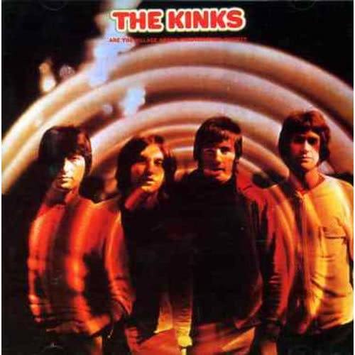 Kinks Are Village Green Preser