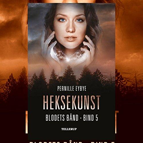 Heksekunst audiobook cover art
