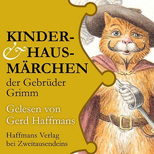Kinder- & Hausmärchen der Gebrüder Grimm Titelbild