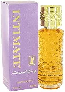 INTIMATE by Jean Philippe Women's Eau De Toilette Spray 3.6 oz - 100% Authentic