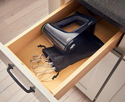 Braun MultiMix Hand Mixer HM5100BK, Black