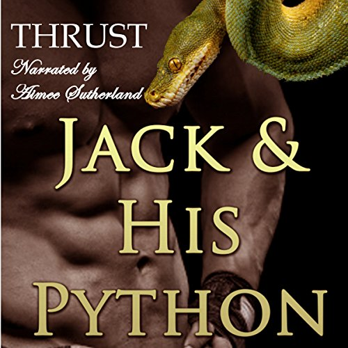 Jack & His Python cover art