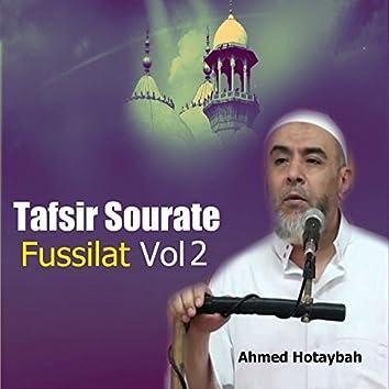 Tafsir Sourate Fussilat Vol 2 (Quran)