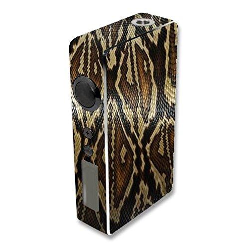 Sigelei 150W Vape E-Cig Mod Box Vinyl DECAL STICKER Skin Wrap / Snake Skin