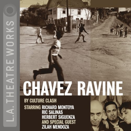 Chavez Ravine audiobook cover art