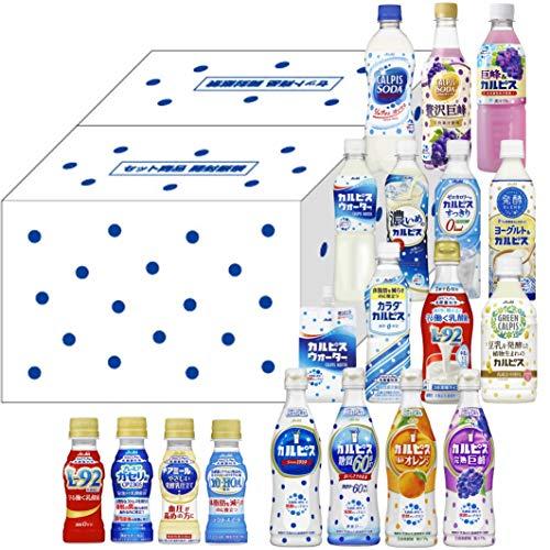 【Amazon.co.jp限定】 アサヒ飲料 カルピスたっぷり! 25本 スペシャルご褒美ボックス