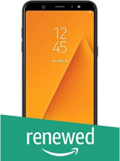 (Renewed) Samsung Galaxy A6 Plus (Black, 64GB) Without Offer