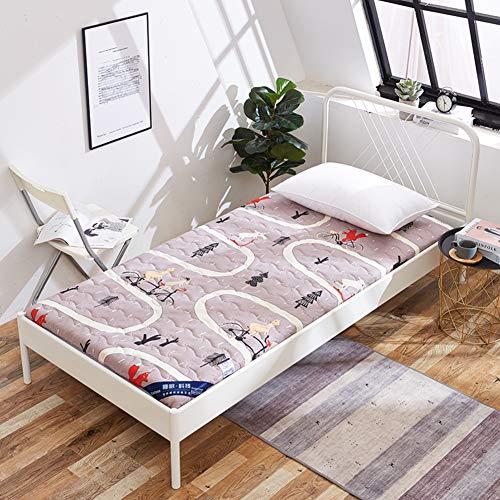 PeiQiH Japaner Shiki Futon Matratze,allergiker-geeignet Schlaf...