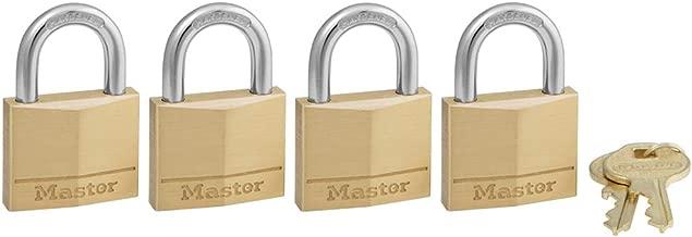 Best keyed alike brass padlocks Reviews