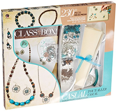 Class in a Box by Cousin Class in a Box Jewelry Making Kit