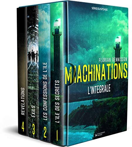 Machinations (thriller): L'intégrale
