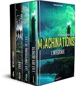 Machinations (thriller): L'intégrale par [Florian Dennisson, Chambre Noire]