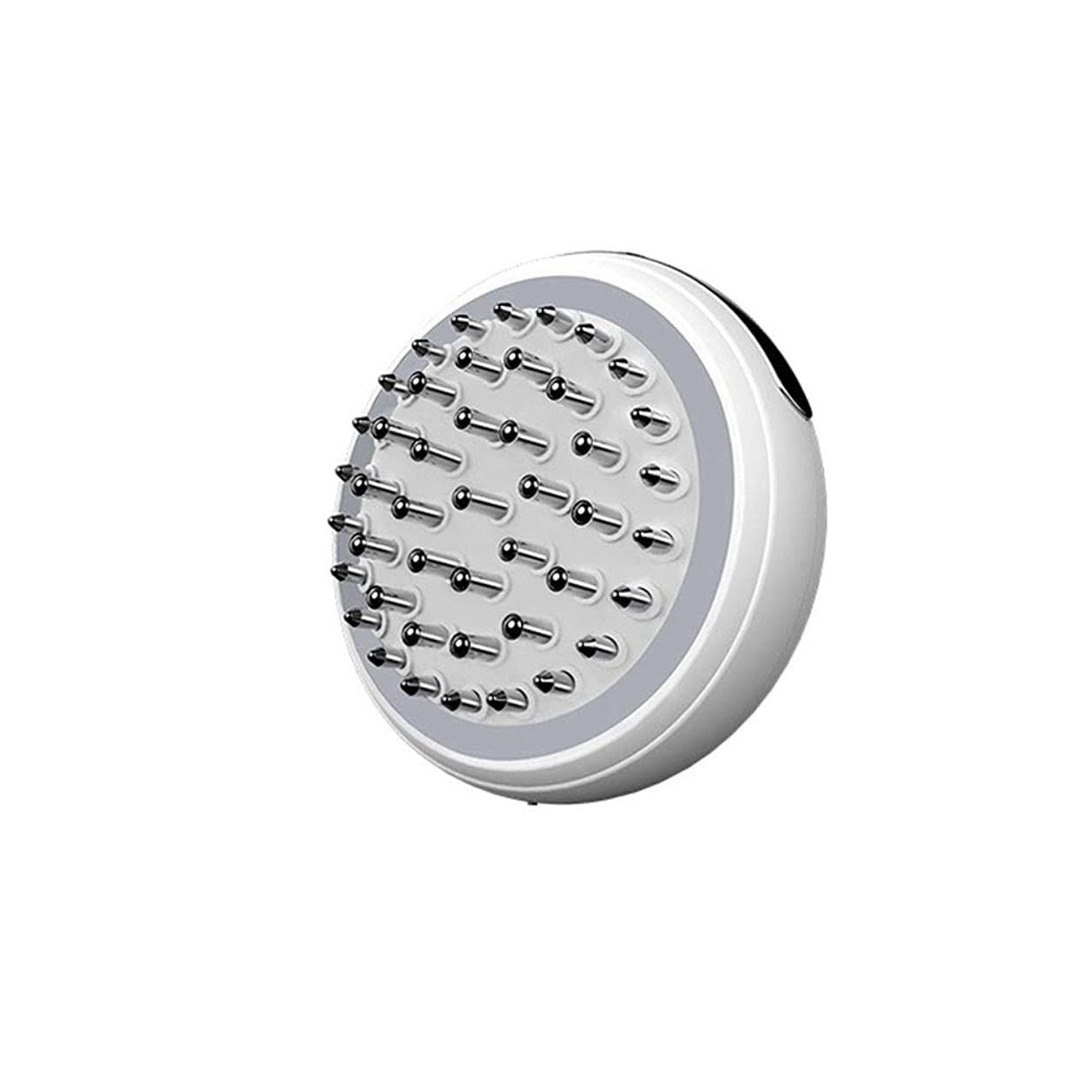 小道識別するカッターヘアコーム家庭用EMSマイクロ電流Ionマッサージくし赤外線健康開発マッサージ機器
