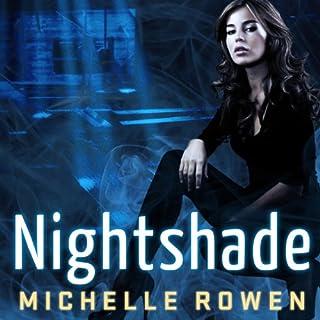 Nightshade audiobook cover art