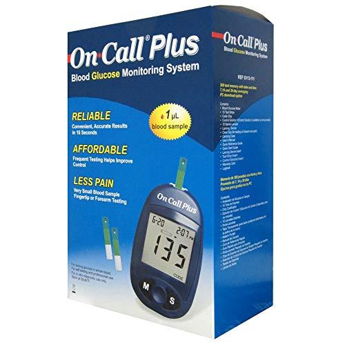 On Call Plus Monitor De Glicemia