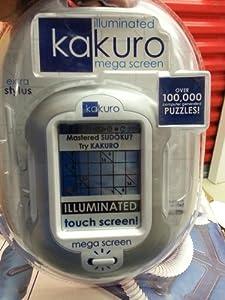 Techno Source Illuminated Mega Screen Kakuro
